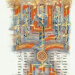 Genealogy of Christ, Donald Jackson, Copyright 2002 The Saint John's Bible, Saint John's University, Collegeville, Minnesota USA.