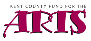 Kent County Fund for the Arts Logo